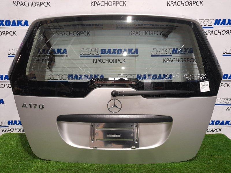 Дверь задняя Mercedes-Benz A170 169.032 266.940 2004 задняя В сборе, в ХТС.