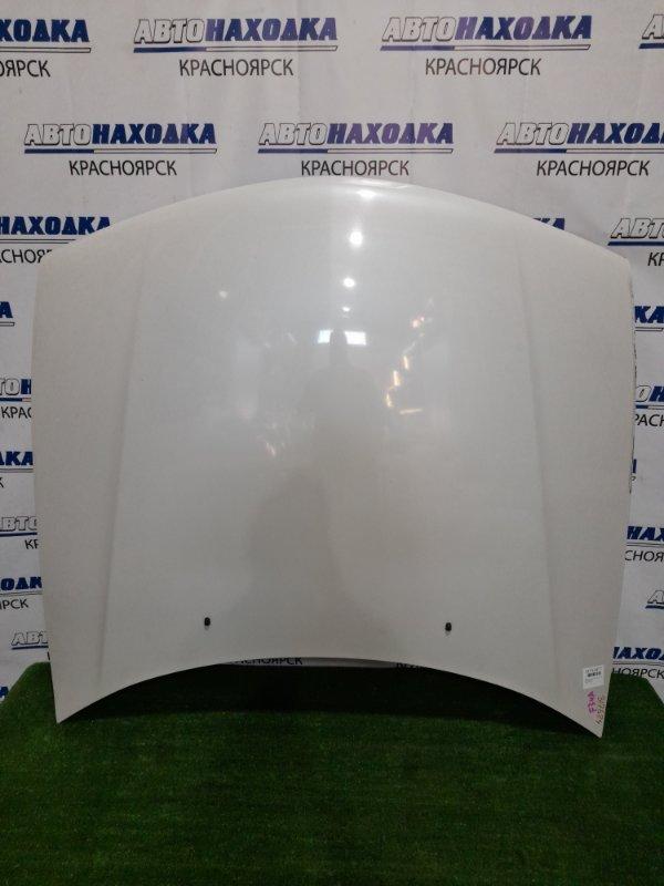 Капот Mitsubishi Diamante F34A 6A13 1997 цвет W75A, в ХТС
