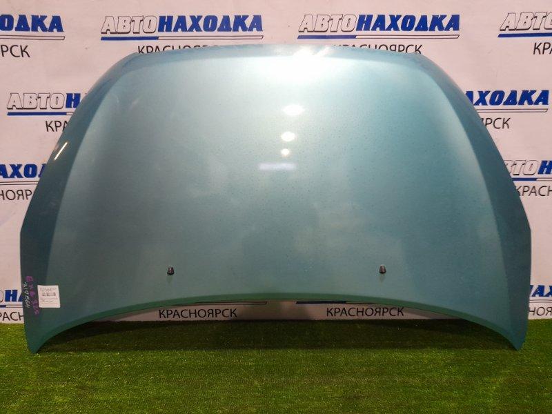 Капот Suzuki Splash XB32S K12B 2008 Есть дефекты ЛКП (см.фото)