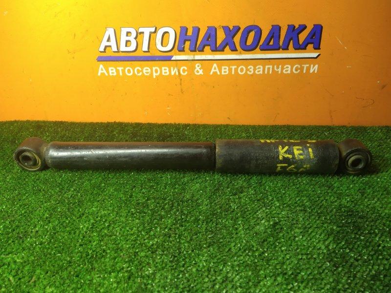 Амортизатор Suzuki Kei HN12S F6A задний 41800-74G01 дефект сайлентблока