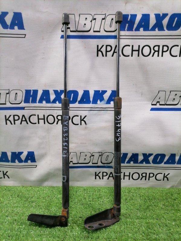 Амортизатор багажника Suzuki Splash XB32S K12B 2008 задний пара L+R