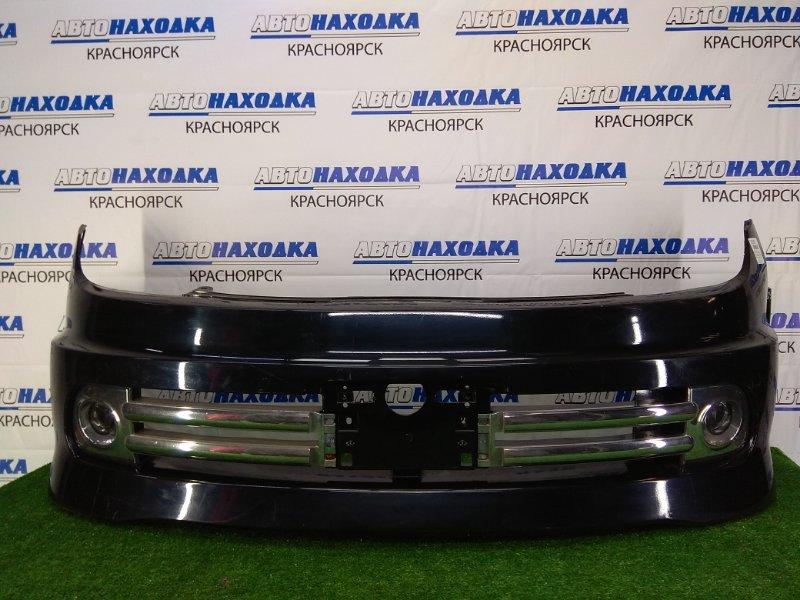 Бампер Nissan Lafesta B30 MR20DE 2004 передний передний, комплектация RIDER, 1 модель (дорестайл),