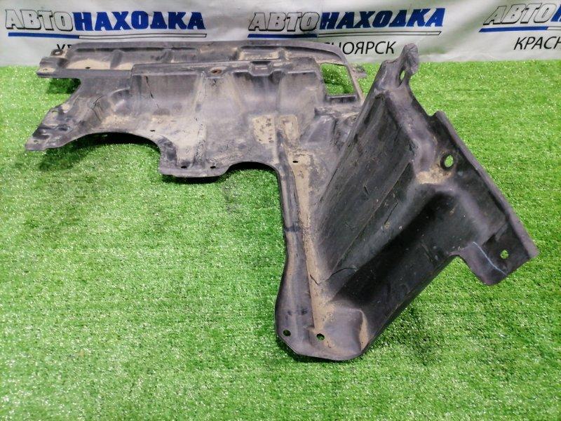 Защита двс Toyota Isis ANM10G 1AZ-FSE 2004 передняя правая Правая