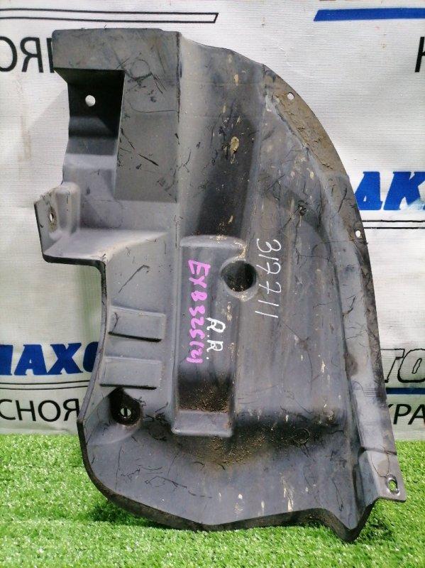 Подкрылок Suzuki Splash XB32S K12B 2008 задний правый задний правый