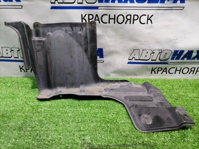 Защита двс Suzuki Splash XB32S K12B 2008 передняя левая Левая