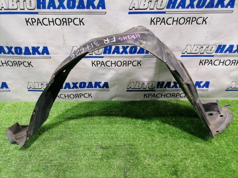 Подкрылок Mazda Carol HB24S K6A 2004 передний правый 72321-72J0 Передний правый