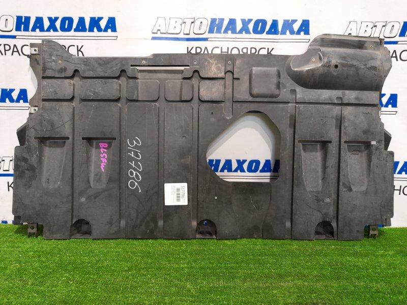 Защита двс Mazda Axela BL5FW ZY-VE 2009 передняя Основная, сплошная.
