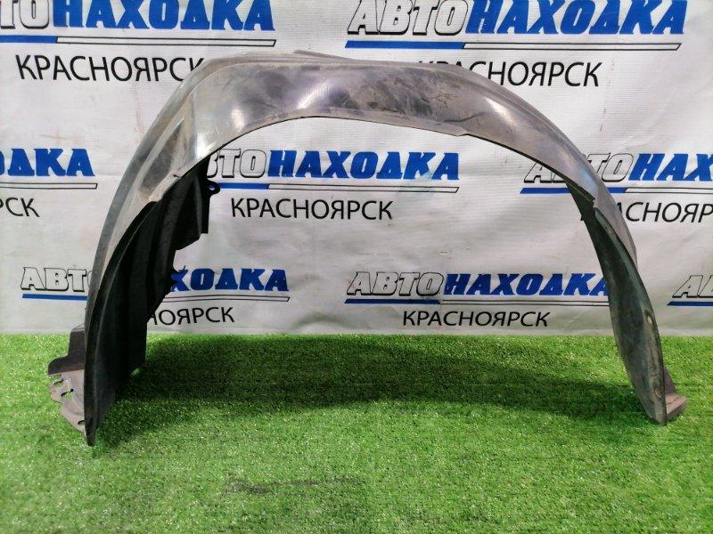 Подкрылок Mazda Carol HB24S K6A 2004 передний левый 72322-72J0 Передний левый, надрыв двух креплений.