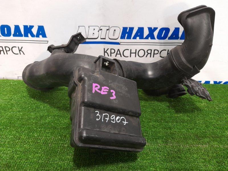 Влагоотделитель Honda Cr-V RE3 K24A 2006 резонатор воздушного фильтра № 2 (который рядом с
