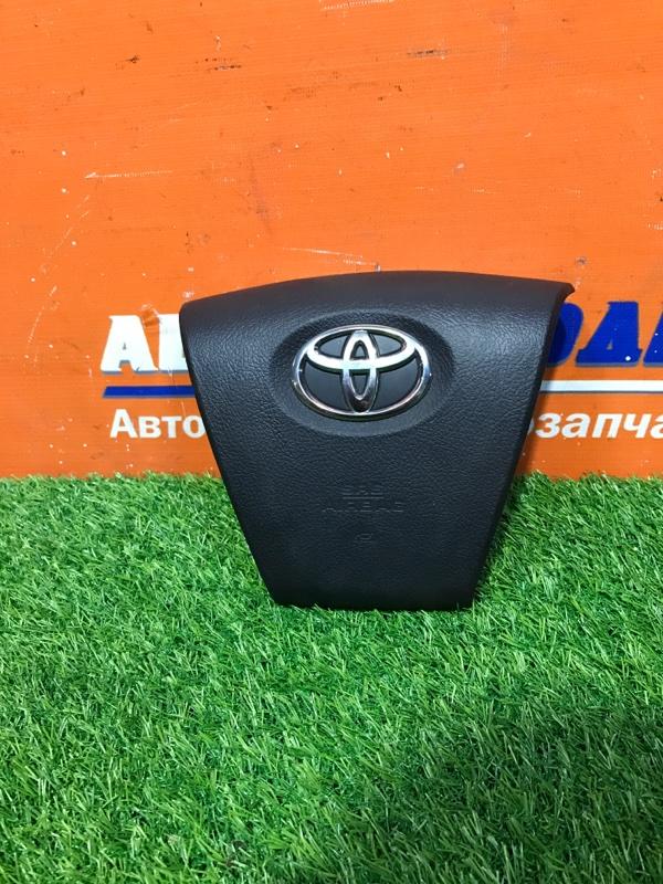 Airbag на руль Toyota Camry AVV50 2AR-FXE 2011 ОТС, оригинал! Только крышка со значком.