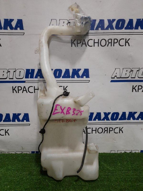 Бачок омывателя Suzuki Splash XB32S K12B 2008 с двумя моторчиками