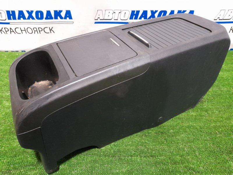 Бардачок Honda Cr-V RE3 K24A 2006 бар-консоль между передних сидений с подстаканниками, есть