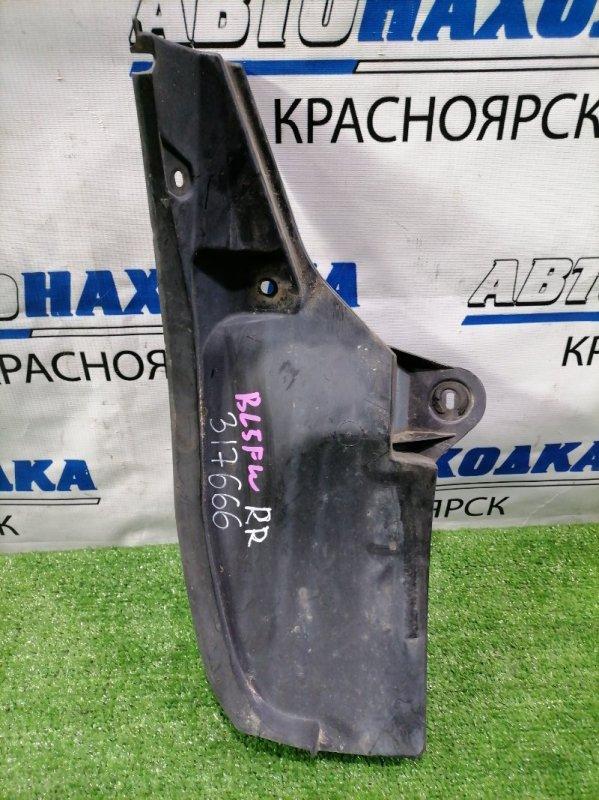 Подкрылок Mazda Axela BL5FW ZY-VE 2009 задний правый задний правый