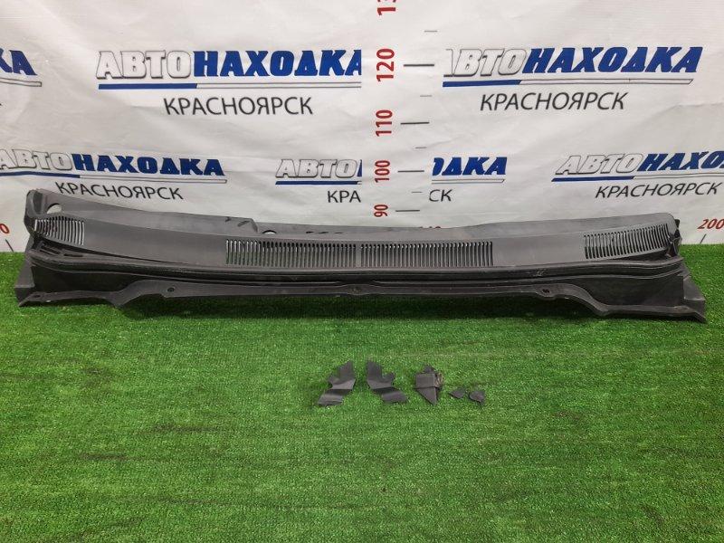 Ветровая панель Suzuki Splash XB32S K12B 2008 передняя Правый руль, с уголками. Дефект трёх
