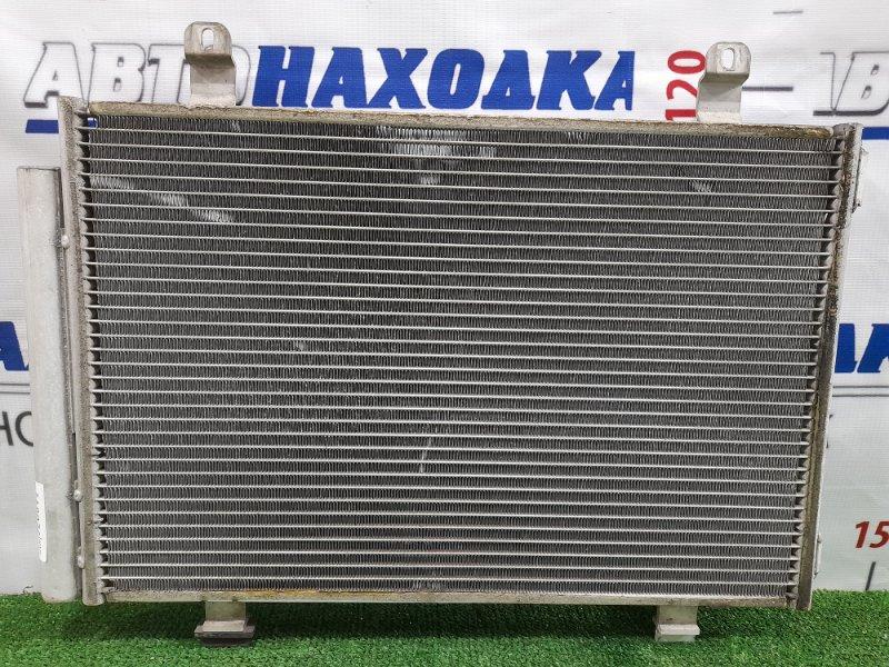 Радиатор кондиционера Suzuki Splash XB32S K12B 2008 В ХТС.