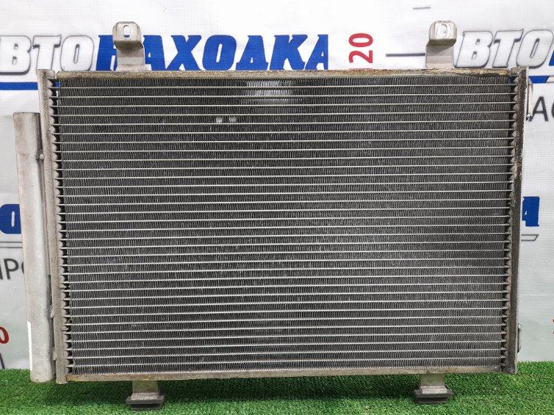 Радиатор кондиционера Suzuki Splash XB32S K12B 2008 в ХТС