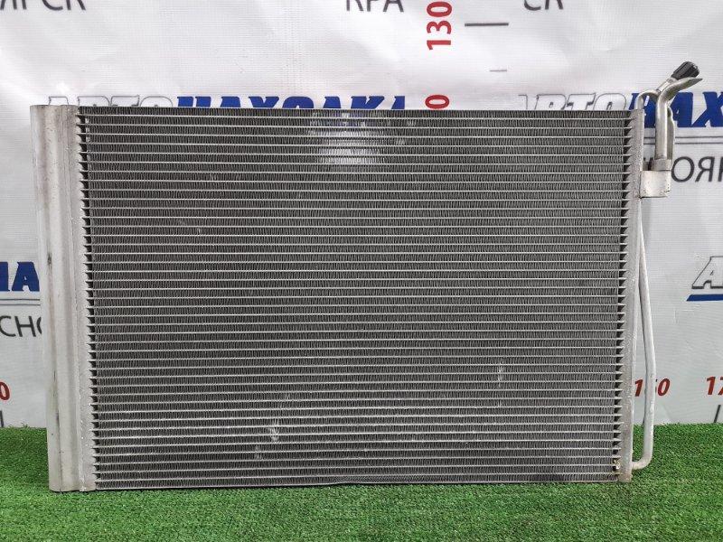 Радиатор кондиционера Bmw 530I E60 N52B30 2003