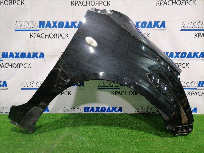 Крыло Suzuki Splash XB32S K12B 2008 переднее правое Переднее правое, с клипсой, повторителем. В ХТС.