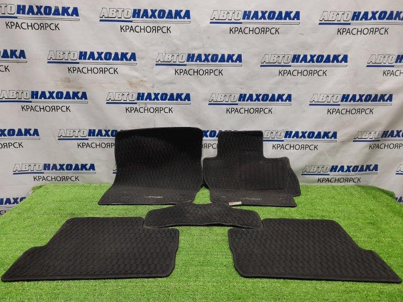 Коврик Mazda Axela BL5FW ZY-VE 2009 Комплект 5 шт. Под чистку.