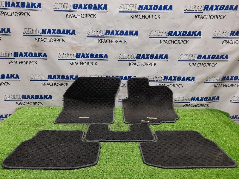 Коврик Suzuki Splash XB32S K12B 2008 Комплект 5 шт. Под чистку.