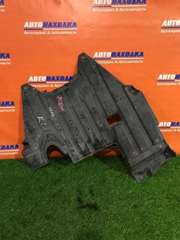Защита двс Toyota Progres JCG10 1JZ-FSE задняя 51442-30100 цельная задняя под АКПП