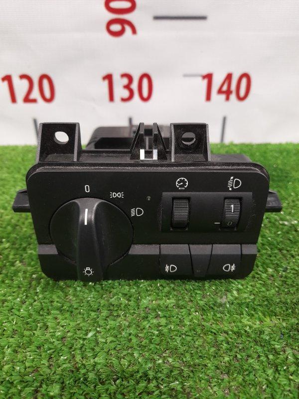 Переключатель света Bmw 320I E46 M52 B20TU 1998 Переключатель света фар