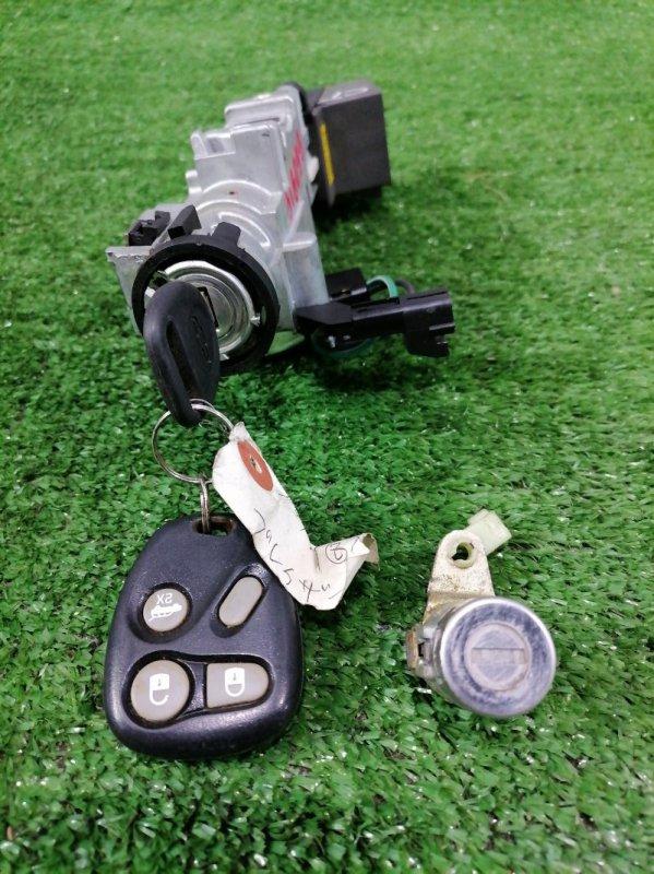 Замок зажигания Chevrolet Blazer CT34G L35 1998 26087236 с ключом, личинкой в дверь.