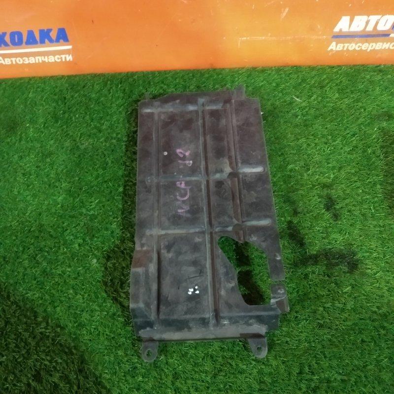 Защита радиатора Toyota Platz NCP12 1NZ-FE 1998 53289-52010