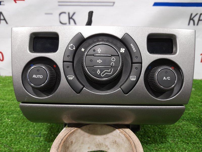 Климат-контроль Peugeot 308 T7 EP6DT 2007 с пепельницей, с фишками