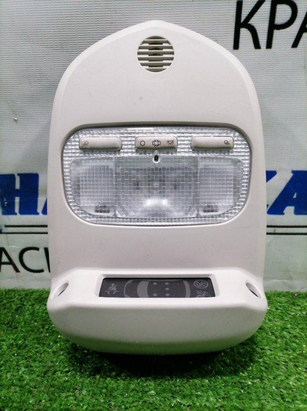 Плафон салона Peugeot 308 T7 EP6DT 2007 С контрольными индикаторами системы безопасности
