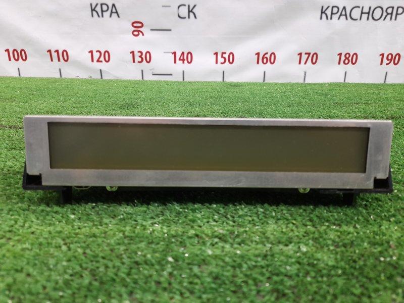 Дисплей Mazda Axela BK5P ZY-VE 2006 дисплей информационный, в консоль