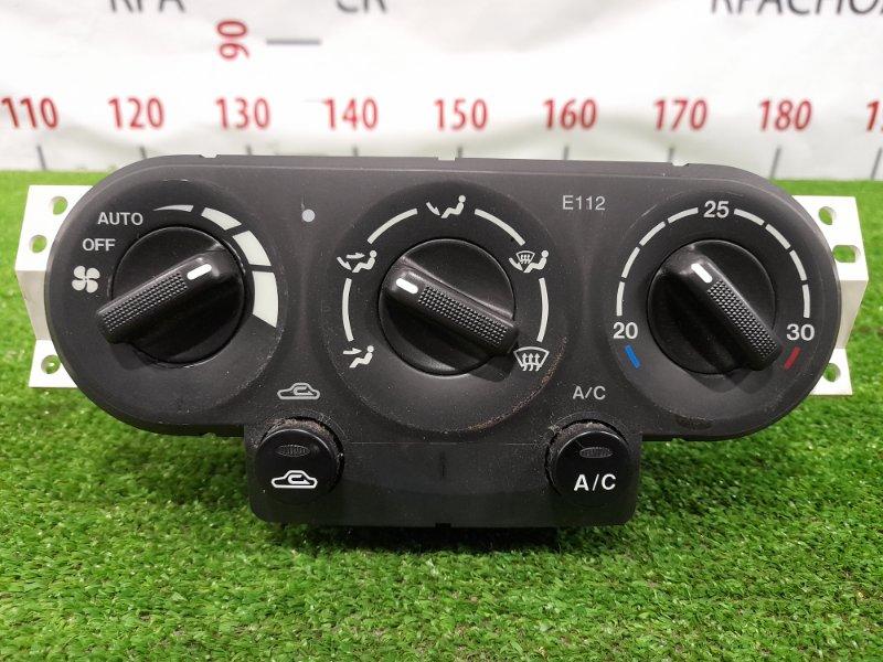 Климат-контроль Mazda Tribute EPFW AJ 2000 Электронный, с фишками