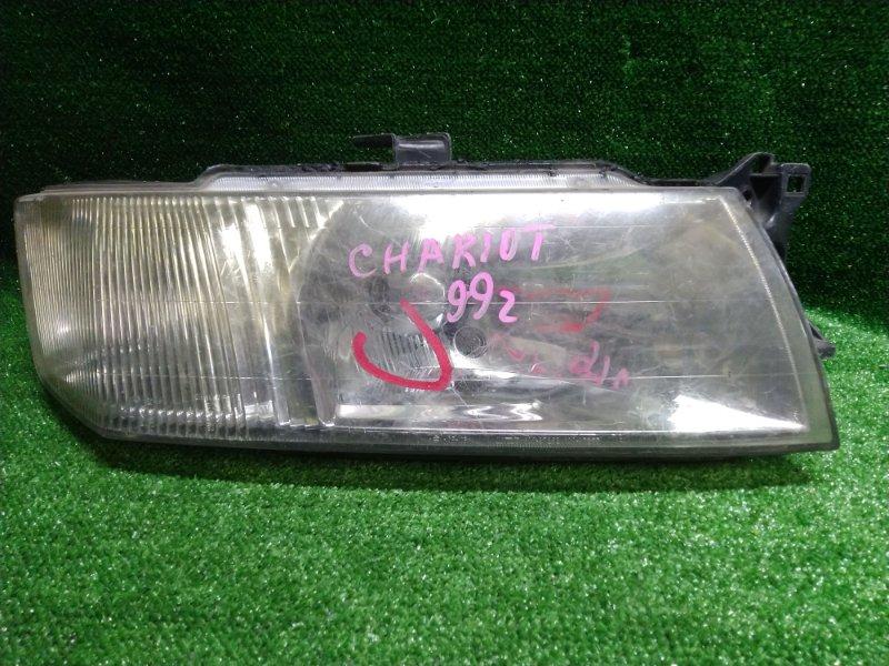 Фара Mitsubishi Chariot Grandis N94W 4G64 правая 100-87262,100-87265