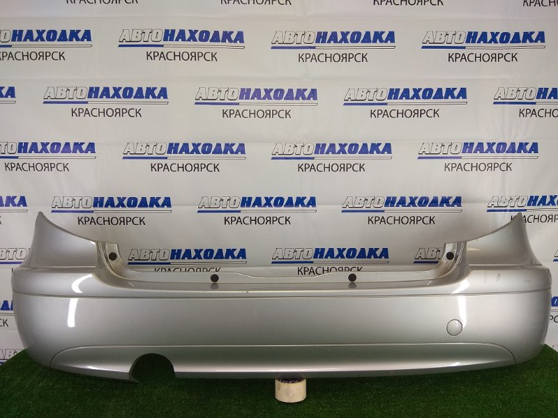 Бампер Mercedes-Benz A170 W169 266.940 2004 задний задний, серебристый, 1 модель (дорестайлинг),