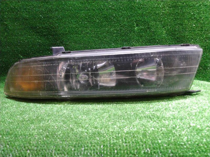 Фара Mitsubishi Legnum EA1W 4G93 правая 7524