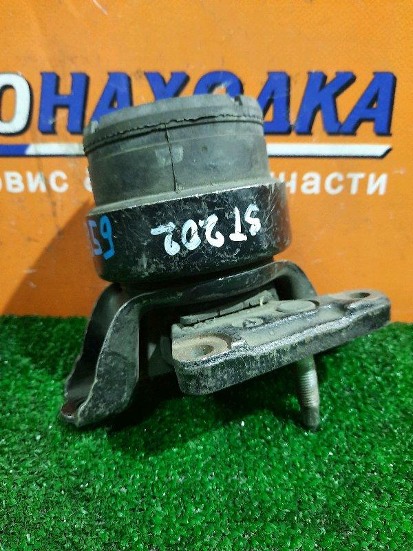 Подушка двигателя Toyota Carina Ed ST202 3S-FE передняя правая 12381-74010