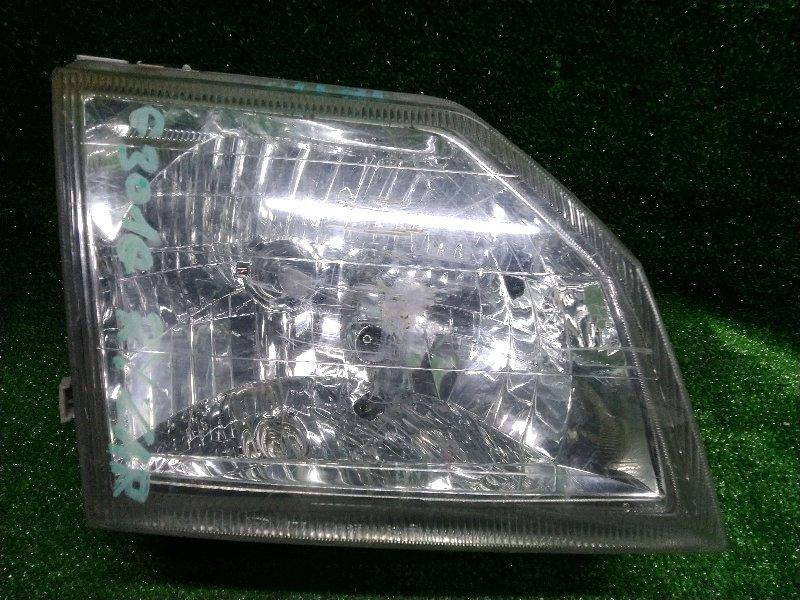 Фара Daihatsu Pyzar G303G HE-EG правая 100-51635 сломаны верхние крепления