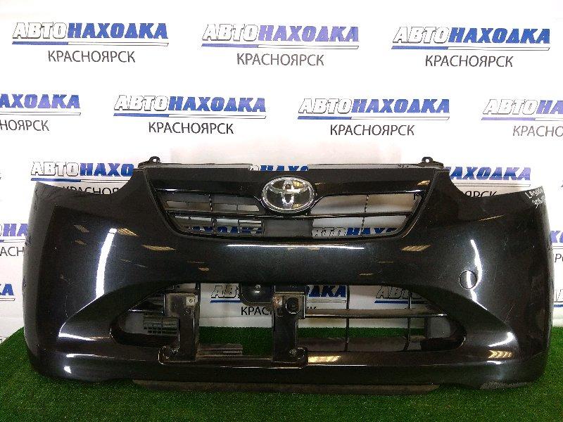 Бампер Toyota Pixis Epoch LA300A KF 2012 передний передний, черный, 1 модель (дорестайлинг),