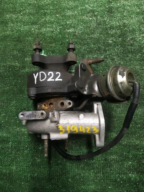 Турбина Nissan Presage VU30 YD25DDTI 14411-4N101