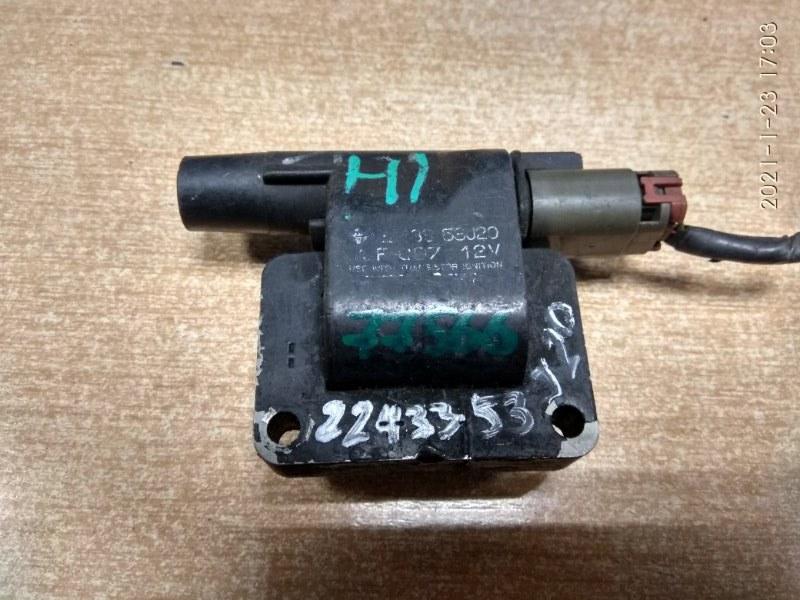 Катушка зажигания Nissan Silvia S13 SR20D 22433-53J20, F097 ВЫНОСНАЯ