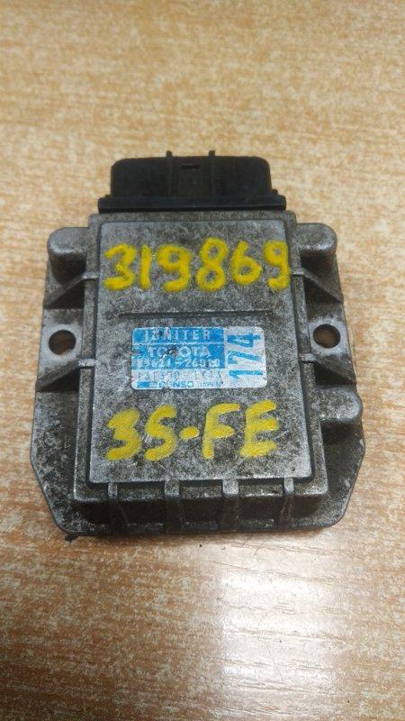 Коммутатор Toyota Camry SV32 3S-FE 89621-26010