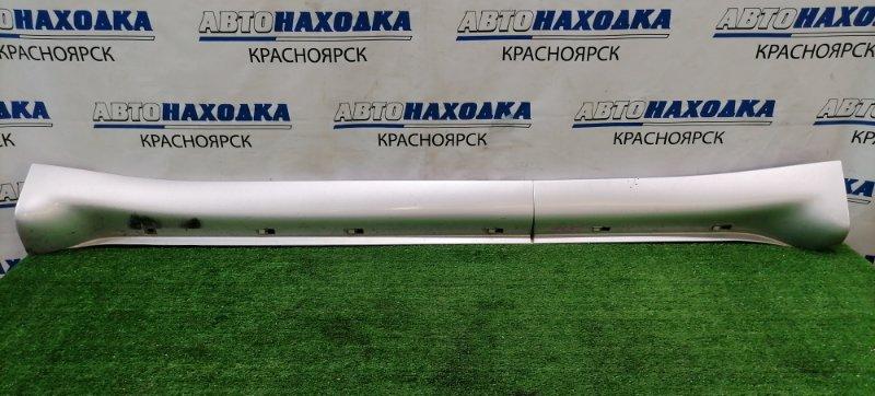 Порог Mazda Tribute EPFW AJ 2000 левый пластиковый, левый, из двух частей. Два крепления