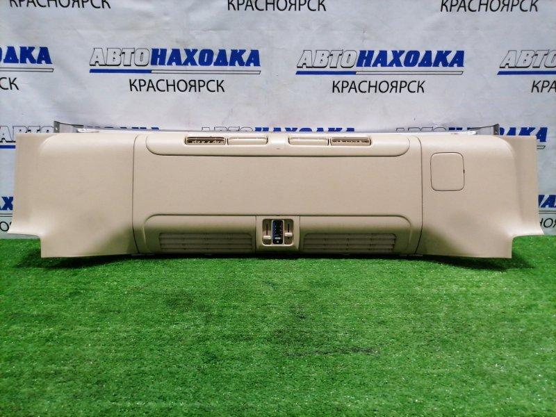 Испаритель кондиционера Nissan Serena TC24 QR20DE 2001 задний Кондиционер салона, с потолка: