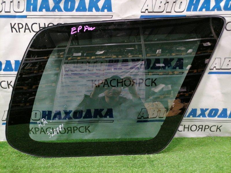 Стекло собачника Mazda Tribute EPFW AJ 2000 заднее правое Правое, заводская тонировка, с