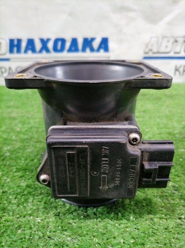 Датчик расхода воздуха Mazda Tribute EPFW AJ 2000 1L2F-12B579-BA 6 контактов