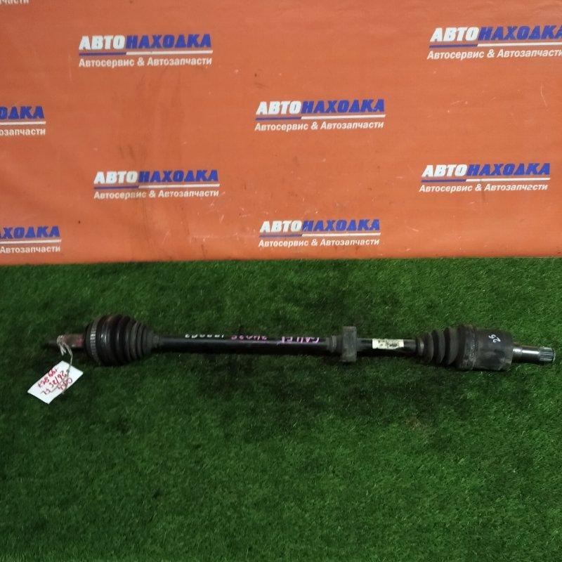 Привод Honda Capa GA4 D15B передний левый abs, 26 зуб наружняя/25 внутренняя/пыльник наружный под