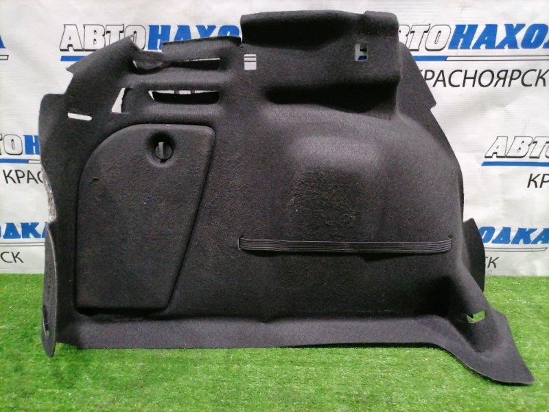Обшивка багажника Peugeot 308 T7 EP6DT 2007 задняя левая нижняя Левая, боковая, в ХТС.