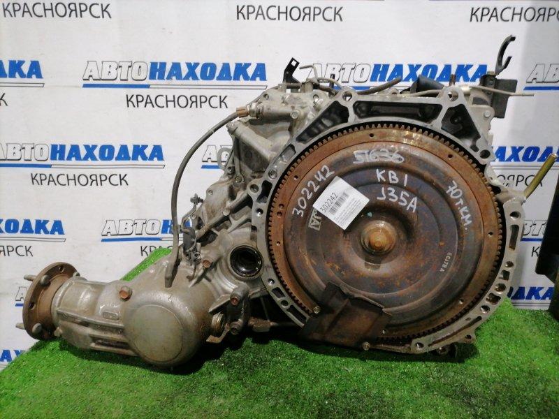 Акпп Honda Legend KB1 J35A 2004 MJBA 4WD, MJBA, пробег 70т.км., отломана фишка верхнего соленоида,