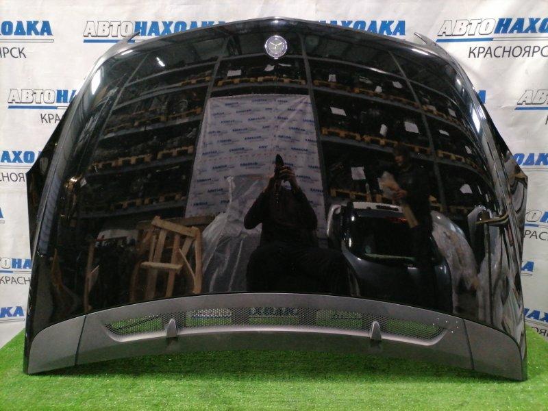 Капот Mercedes-Benz B170 245.232 266.940 2005 цвет 191U, есть мелкие сколы ЛКП, трещина на накладке