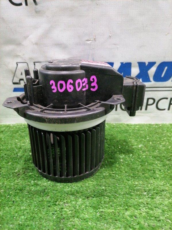 Мотор печки Mazda Carol HB35S R06A 2009 2 контакта.